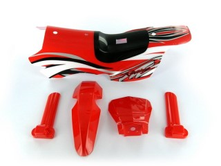 Body Shell Set RED