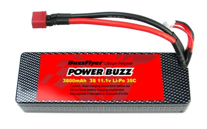 PowerBuzz 3800mAh Lipo Battery
