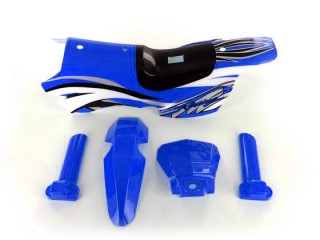 Body Shell Set BLUE
