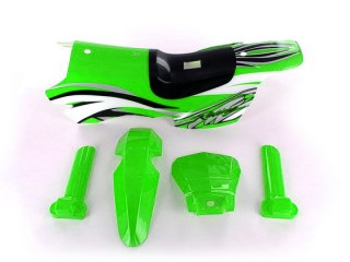 Body Shell Set GREEN